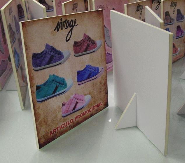 articulos promocionales cartel cartón pl