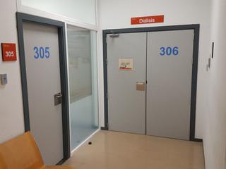 placas señalización hospital directorios
