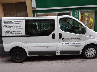 vinilo furgoneta rotular furgoneta vinil
