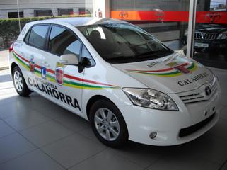 rotular coche
