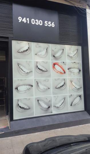 escaparate publicidad vinilo cristal