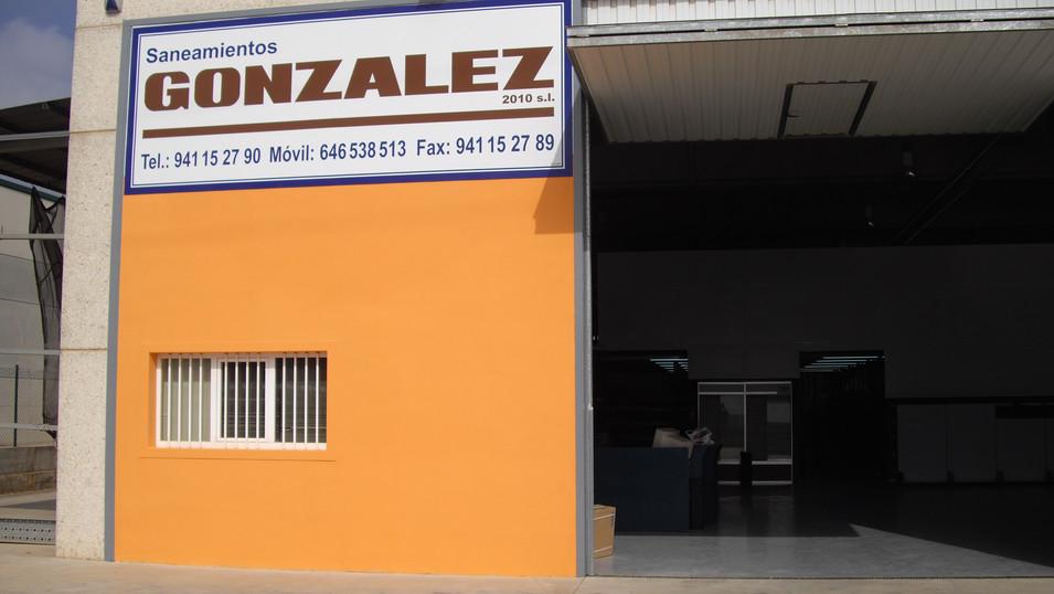 cartel fachada