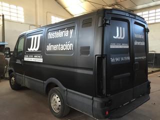 rotular furgoneta empresa rotular furgon