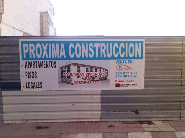 lona inmobiliaria lona promocional