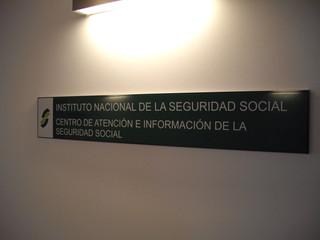 placa seguridad social