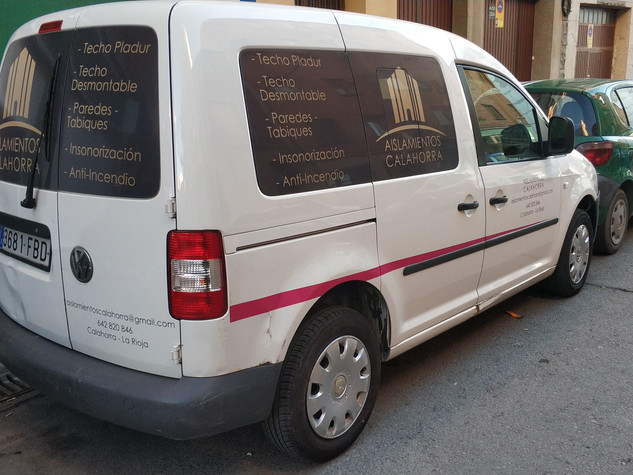rotular furgoneta vinilo furgoneta vinil