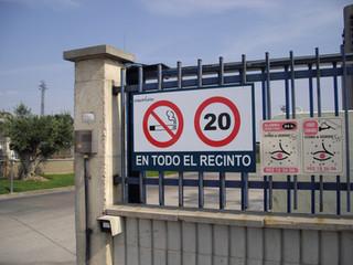 Señales prohibido señales prevención