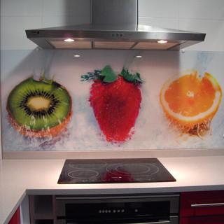 cristal vinilo cocina
