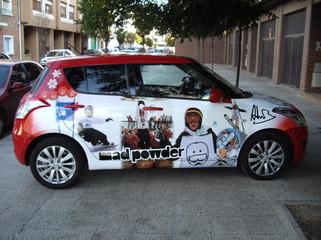 vinilo integral coche