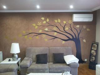 vinilo pared decorar habitación vinilo