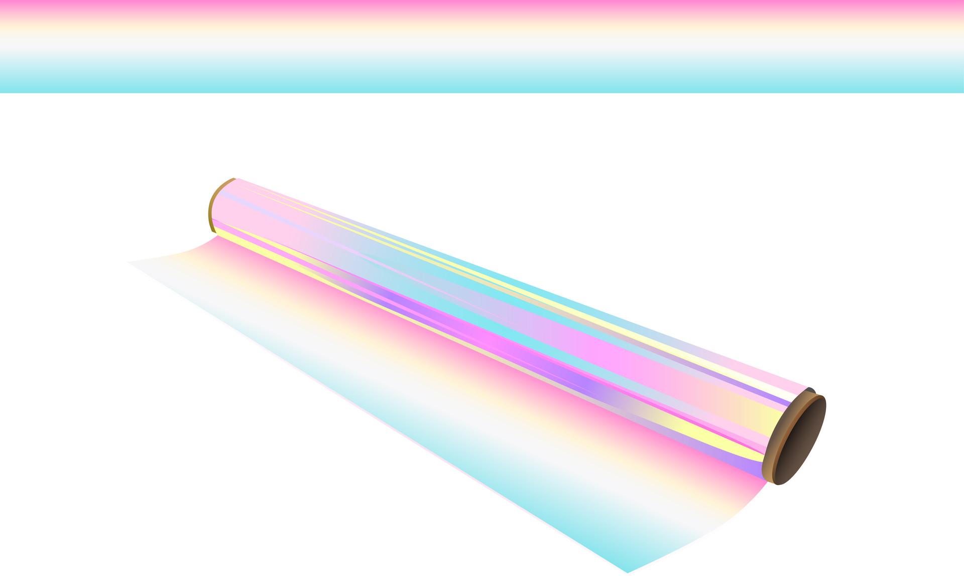 Lámina anti-deocloración lámina solar