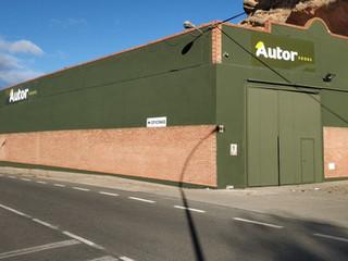 cartel fachada letras fachada