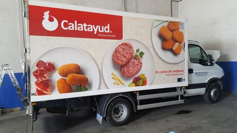 rotular camión vinilo camión precio vinilo