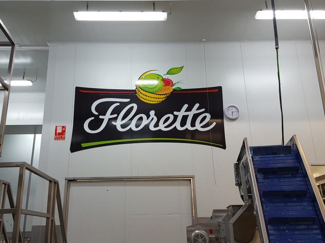 vinilo interior fábrica cartel interior