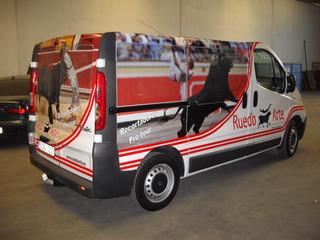 rotular furgoneta vinilo furgoneta