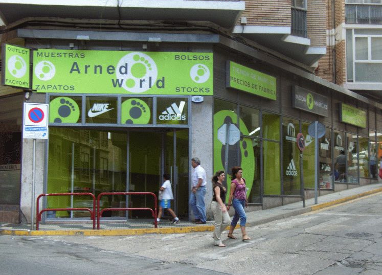 rotular tienda comercio vinilo precio