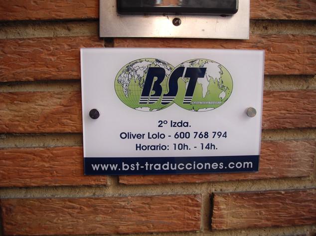 placa corporativas placas empresas