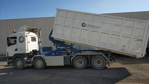 rotular camión cartel camión vinilo cami