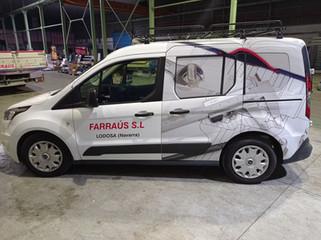 vinilo coche comercial rotular coche pre