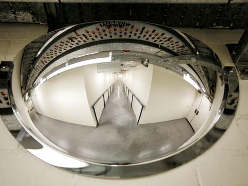 Espejo Interior 360º espejo para fábrica