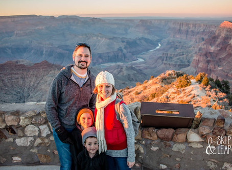 Grand Canyon Over Thanksgiving Break