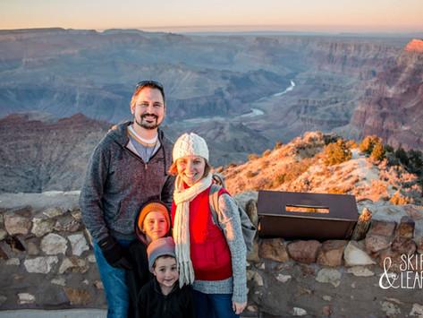 Grand Canyon Over Thanksgiving Break