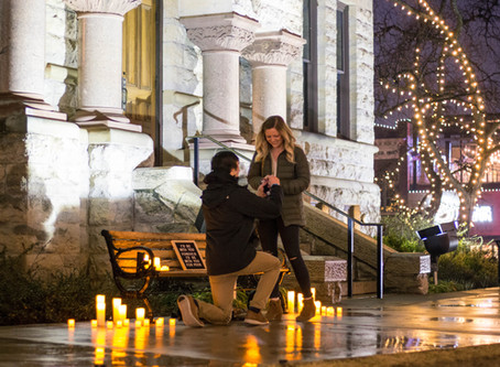 Luke and Zoey's Proposal