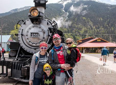 The Durango to Silverton Colorado Train Experience