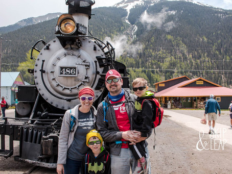 The Durango to Silverton Colorado Train Experience