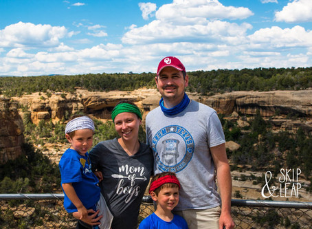 Day trip to Mesa Verde