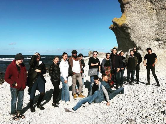 Utflykt på Ingmar Bergmans ö