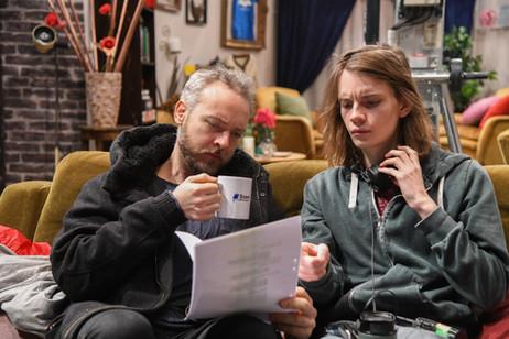 Showrunner och regissör