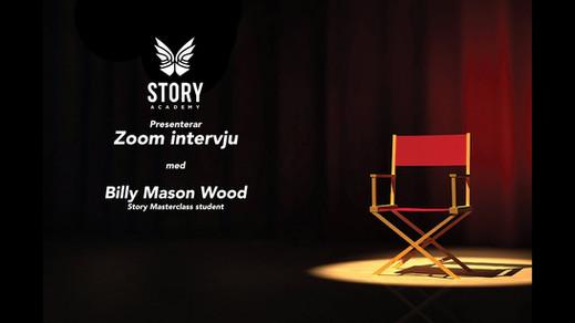 Intervju med manusförfattare
