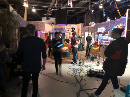 Filmstudion på story academy