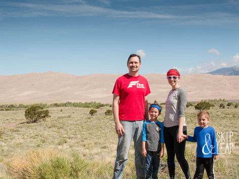 First Time visiting Colorado Great Sand Dunes