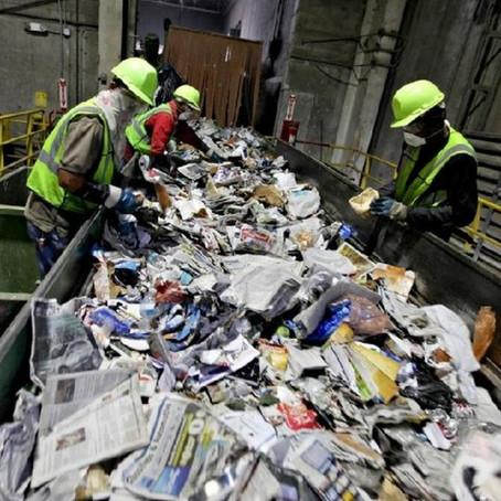Habito #2                                 Clasificar Residuos