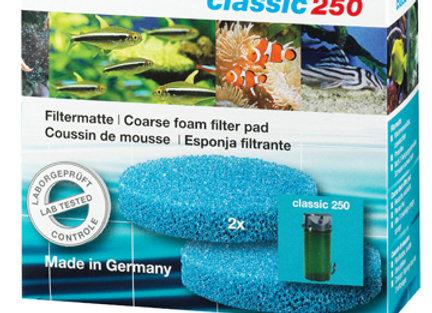 EHEIM Mousse filtrante bleue 2213 (x2)