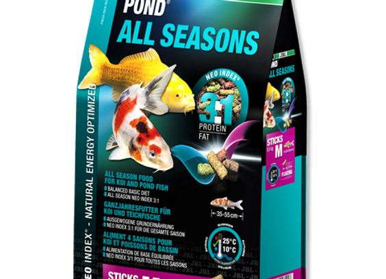 JBL PROPOND ALL SEASONS M 1.1 KG