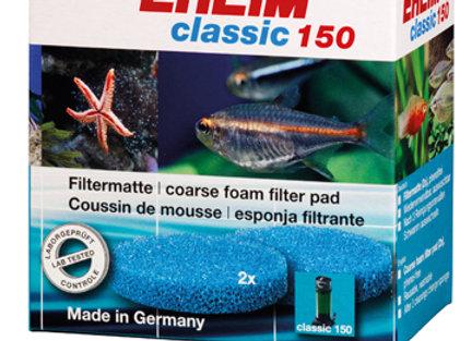 EHEIM Mousse filtrante bleue 2211 (x2)