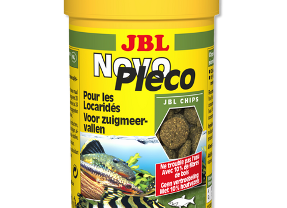 JBL NovoPlecoChips 1 L
