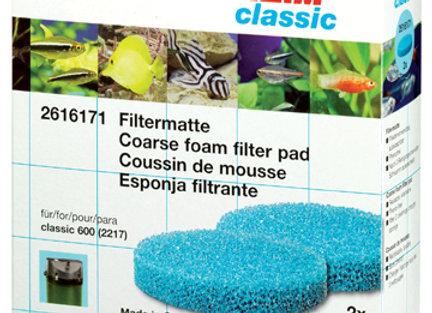 EHEIM Mousse filtrante bleue 2217 (x2)