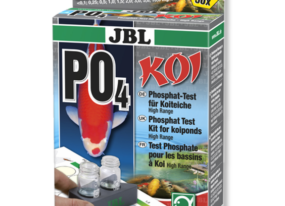 JBL PO₄ Kit test phosphate Koï