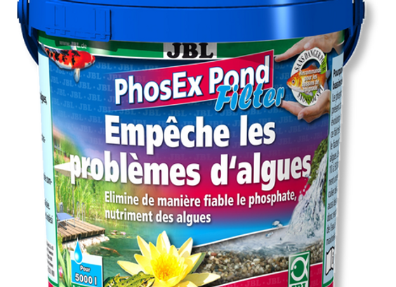 JBL PhosEX Pond filter 500 G