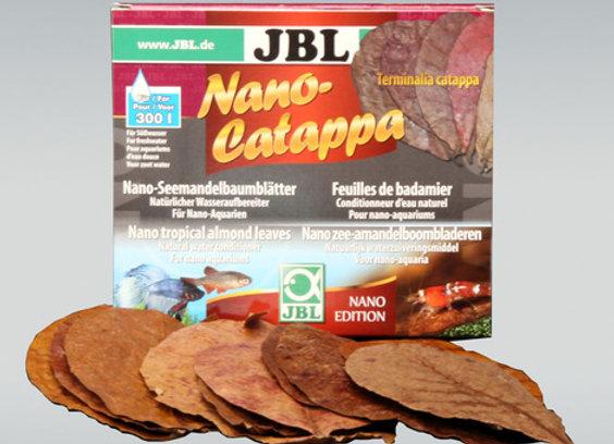 JBL Nano-Catappa (FEUILLES DE BADAMIER)