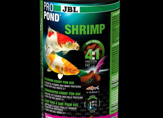 JBL PROPOND SHRIMP M 340 G