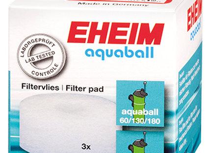 EHEIM Ouate filtrante aquaball (x3)
