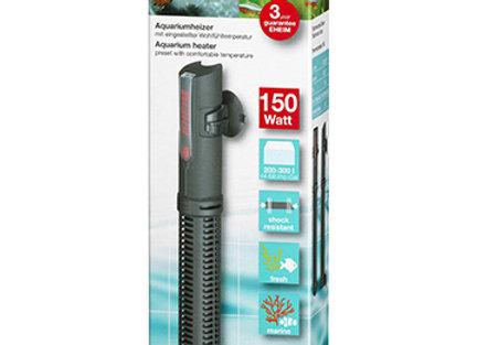 EHEIM Chauffage thermopreset E150