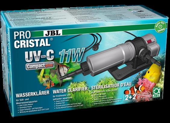 JBL PROCRISTAL UV-C Compact plus 11W