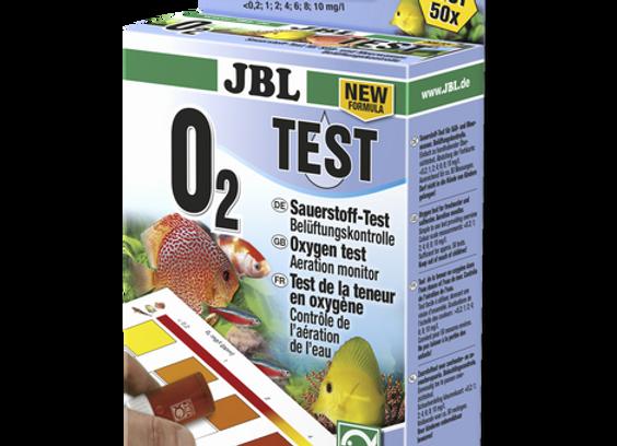 JBL O2, test oxygène, nouvelle formule