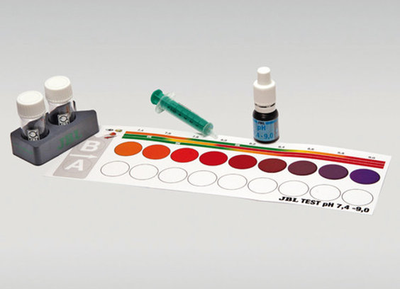 JBL Test pH 7,4-9,0
